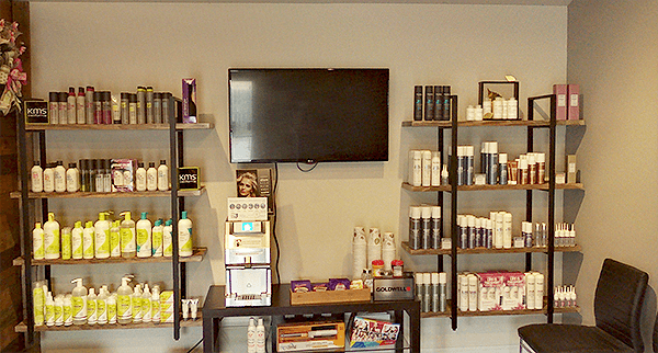 products at salon la moda